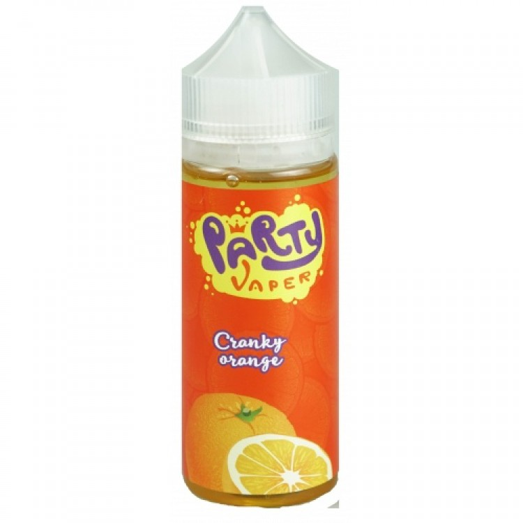 Party Vaper - Cranky Orange